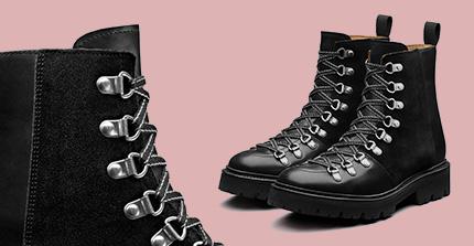 بوت و نیم بوت دخترانه، کفش زنانه